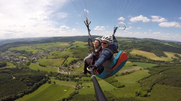Twin Paragliding Wenholthausen